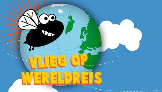 Editiepajot ternat kinderen ontdekken de wereld met vlieg in de bibliotheek - Bibliotheek van de wereld ...