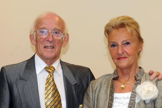 Editiepajot   SINT PIETERS LEEUW   Een dans na een feestje bracht Simon en Suzanne 50 jaar samen