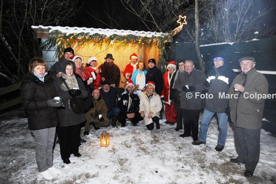 Editiepajot gooik levende kerststal in de lindestraat - Fotos van levende ...