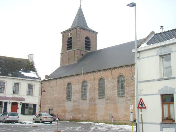 Editiepajot minister bourgeois beschermt kerk van bever - Bourgeois foto ...