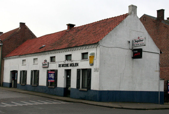 Editiepajot roosdaal renovatiewerken de mooie molen - Mooie huis foto ...