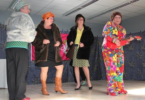 Dovy Keukens Geraardsbergen : Editiepajot Lente ontmoetingsfeest Femma PAMEL