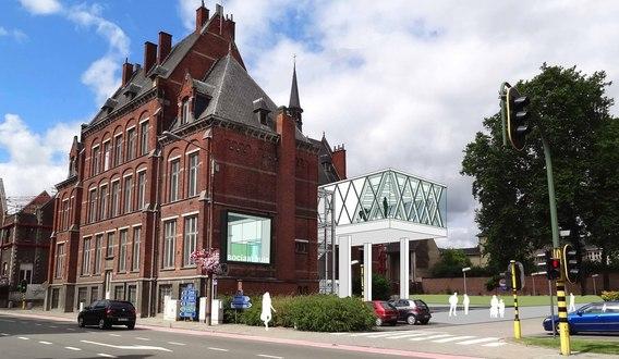 Editiepajot : oud wezenhuis wordt het sociale huis van halle