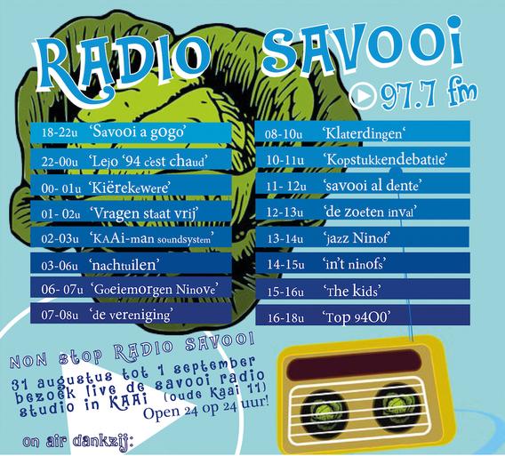 Radio Savo Lähetysikkuna
