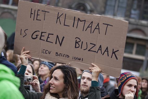 Afbeeldingsresultaat voor klimaatmars brussel