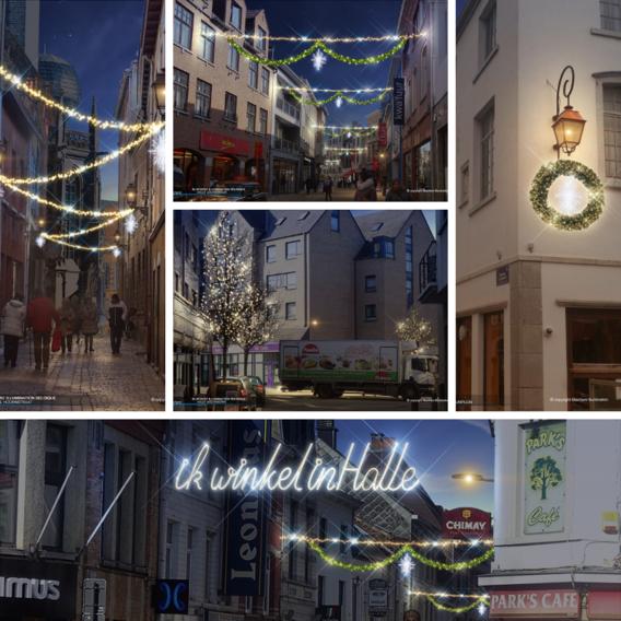 Editiepajot Wat Valt Er Met Kerst Te Beleven In Halle